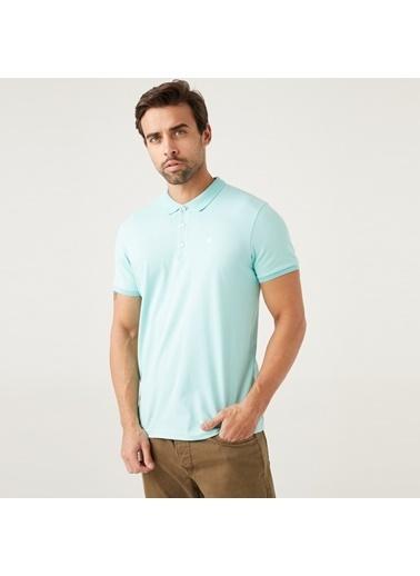 Five Pocket Tişört Mavi